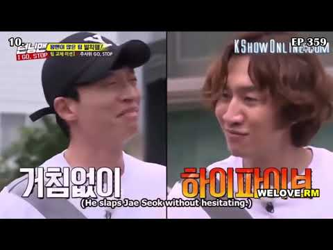 FUNNY TOP 20 FUNNIEST MOMENTS Running Man