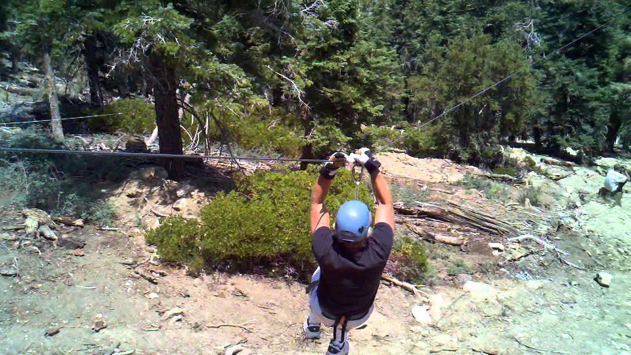 Big Bear Lake Zip Line Tour