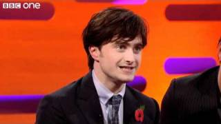 "Daniel Radcliffe Sings ""The Elements"" The Graham Norton"