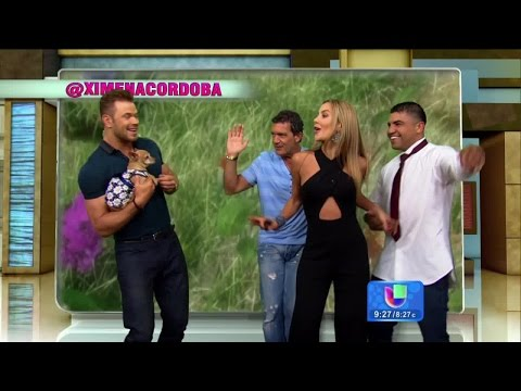 Los mejores momentos de Ximena Córdoba frente a las cámaras