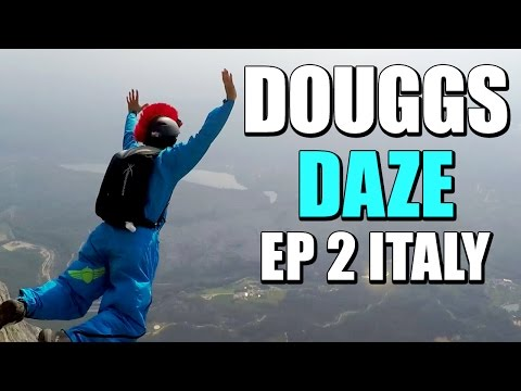 BASE COURSE ITALY | DOUGGS DAZE | EP2