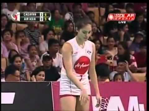 Air Asia vs Cagayan PSL All Filipino Quarterfinals