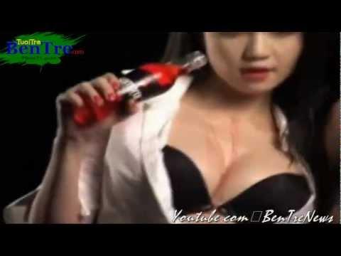 Màn làm quảng cáo của Hoàng Yến ,Ngọc Trinh,Yến Trang tại Thái Lan