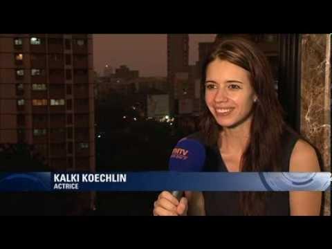 Kalki Koechlin une française star de Bollywood