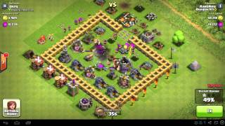 BEST Town Hall Level 5 (TH5) Raiding Attack Strategy (1300