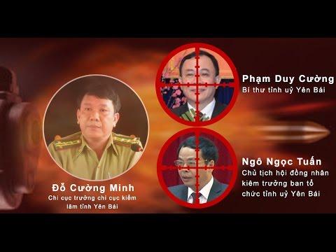 Nguyễn Phú Trọng - Nguyễn Tấn Dũng - Trần Đại Quang  - Thanh Toán máu nhuộm Yên Bái