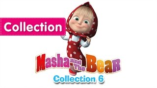 Máša a Medveď - Tri epizódy