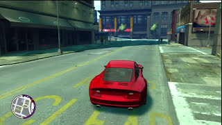 GTA IV TBOGT: Hit Up That Strip Joint. Then Lit It Up