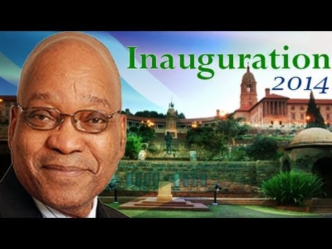 Jacob Zuma's Pre-Inauguration coverage