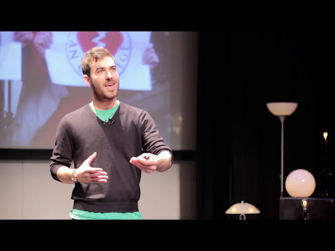 Ireland, Tourism, Language: Will Notini at TEDxGallatin 2013