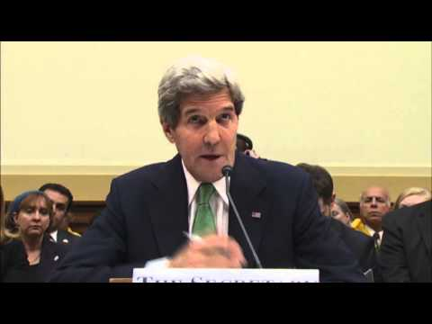 Secretary of State John Kerry says Raul Castro of Cuba is not \