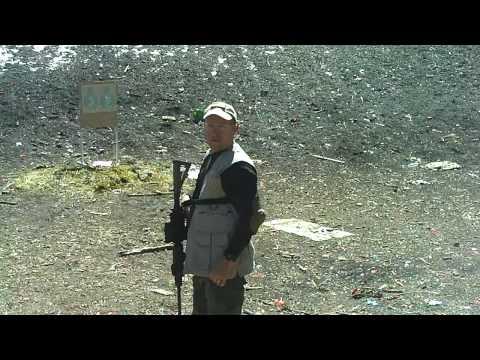 9mm AR Range Time