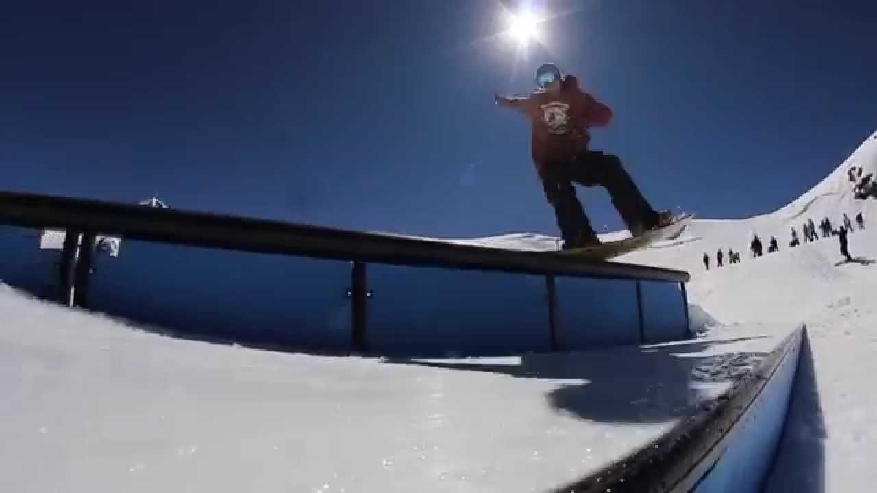 Video: Štěpán Rokos shreds Zermatt – Summer 2014