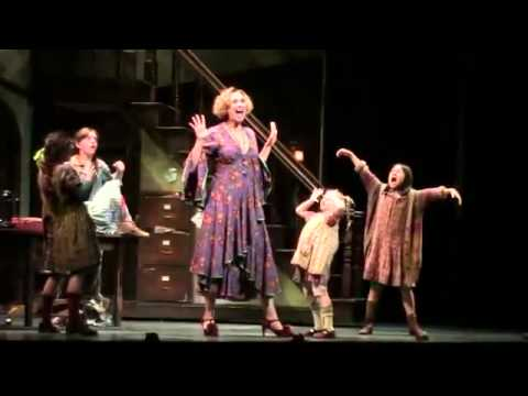 Annie 2013 Cast Jane Lynch - Little Girls