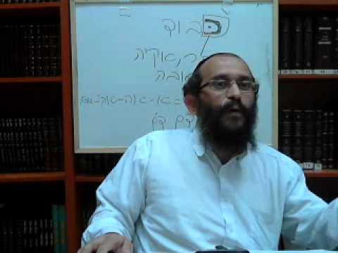 Faire techouva selon Rabbi Nahman. rav Illouz
