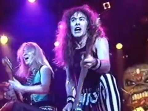 Heavy Metal Night in 1983