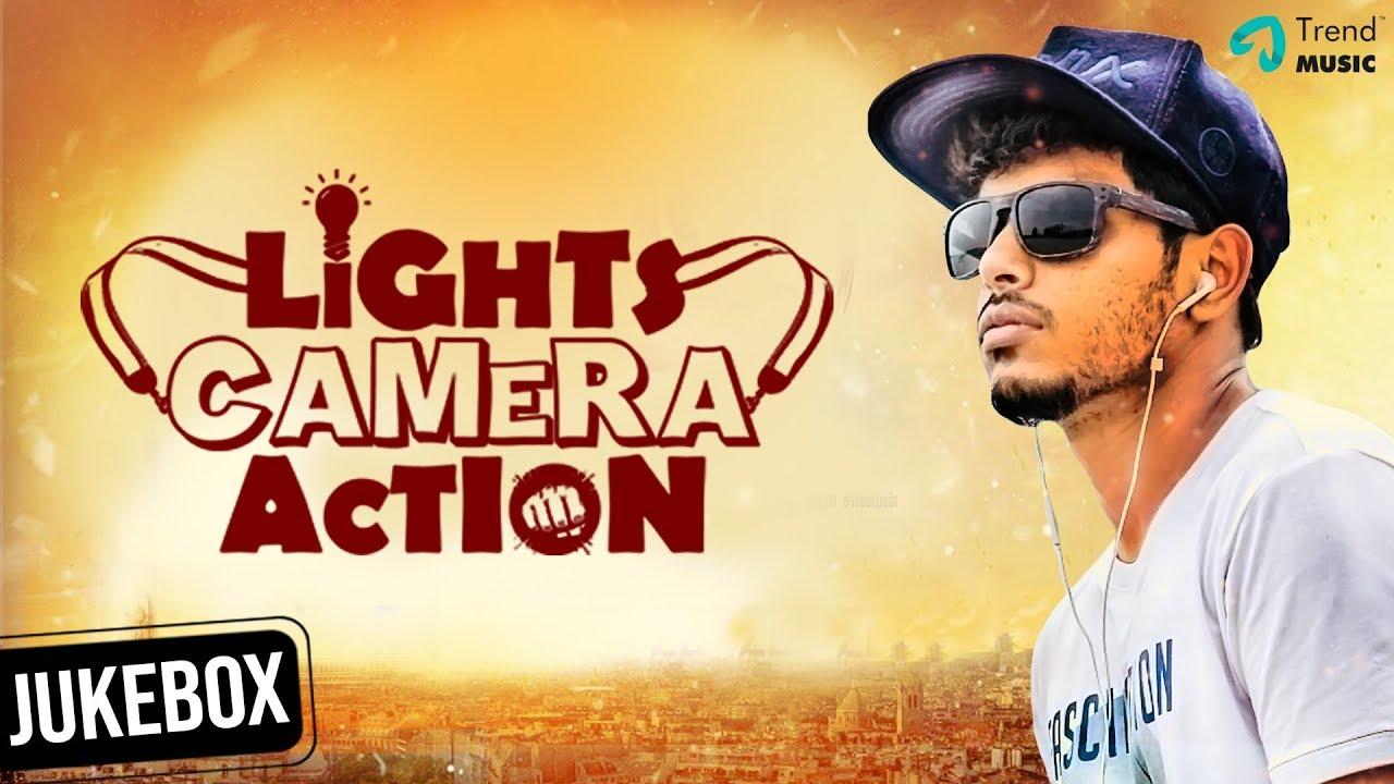 Lights Camera Action Movie | Audio Jukebox | Yuvaraj Krishnasamy | Balaji Jayabalan | Trend Music