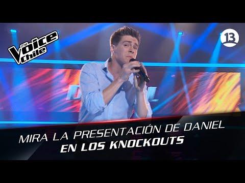 The Voice Chile | Daniel Parraguez - Hey, soul sister