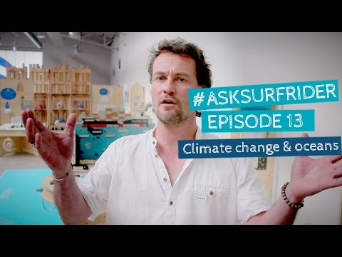 ASK #0013 : Climate change & Ocean ?