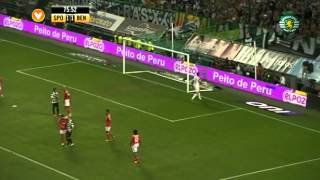 03J :: Sporting - 1 x  Benfica - 1 de 2013/2014