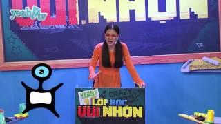 Lớp Học Vui Nhộn 22 | Nhã Phương & Huy Nam | Fullshow [Game Show]
