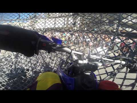 Globe of Death, Rider Pov, Surfers Paradise
