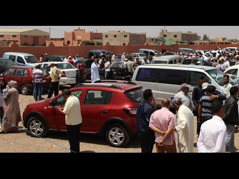 سوق أسبوعي لبيع وشراء السيارات المستعملة بجماعة إسن إقليم تارودانت
