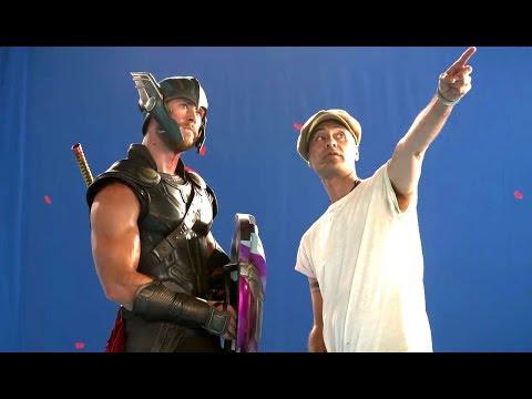 Thor Ragnarok - vizuálne efekty