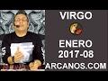 Video Horóscopo Semanal VIRGO  del 19 al 25 Febrero 2017 (Semana 2017-08) (Lectura del Tarot)