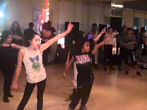 Charlize Glass - &quot;If You Seek Amy&quot; by Britney Spears (Choreography Dejan Tubic &amp; Janelle Ginestra)