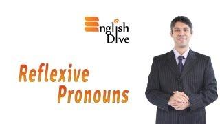 Reflexive Pronouns, EnglishDive Video Lessons