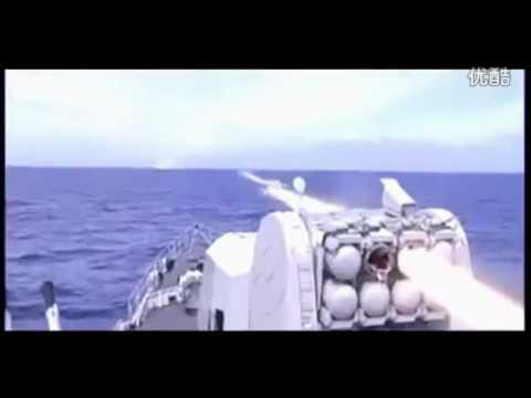 Hải quân Trung Quốc tập trận gần quần đảo Trường Sa