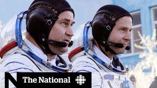 Soyuz rocket failure forces astronauts to make emergency landing