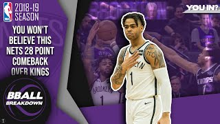 D'Angelo Russell 4th Quarter TAKEOVER You Won't Believe
