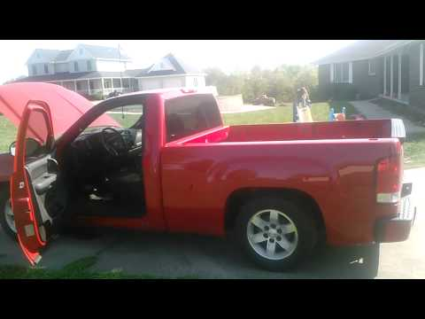 5.3 Texas Speed 224 cam idling and rev LSX LS1