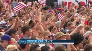 Long Center will host World Cup viewing party on Tuesday