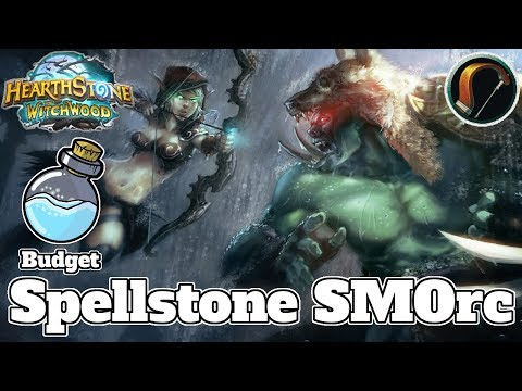 Budget Spellstone Face Hunter Witchwood | Hearthstone Guide How To Play