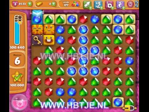 Diamond Digger Saga level 177