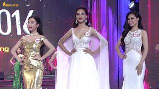 [Hoa hậu Việt Nam 2016] DS các thí sinh vào vòng chung kết