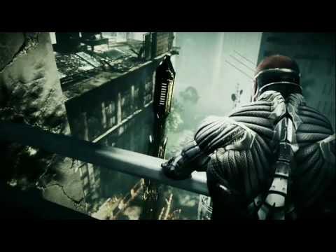 E3: Новые скриншоты и трейлер Crysis 2