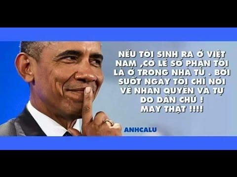 Tổng thống Obama và tương lai quan hệ Mỹ - Việt - Bình Luận của Bùi Văn Phú