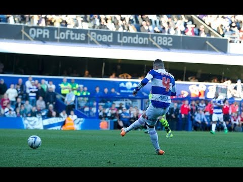 RAVEL MORRISON'S COOL FINISH v YEOVIL TOWN