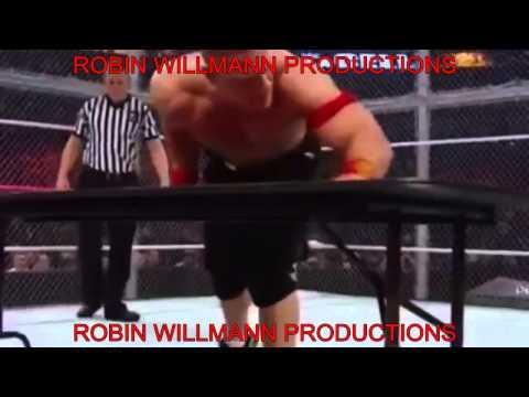 John Cena vs Randy Orton hell in a cell highlights