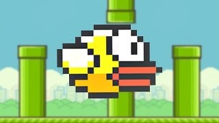 Flappy Bird -  The RAGE is Real (iPhone 5 Gameplay Video)