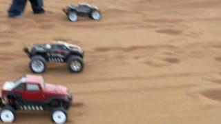 HPI SAVAGE RACE Round 1