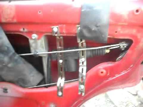 Как сделать крепление на багажник ваз 2107