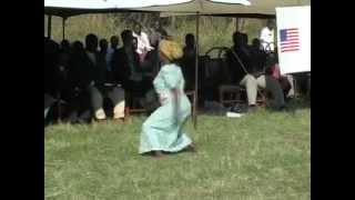 Tchopa Dance From Malawi's Mulanje District