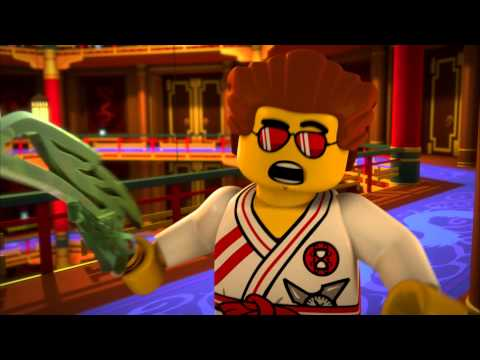 LEGO® Ninjago™ trailer (Dansk)