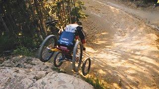 The World's Fastest Mountain Biker on 4 Wheels: Stacy Kohut
