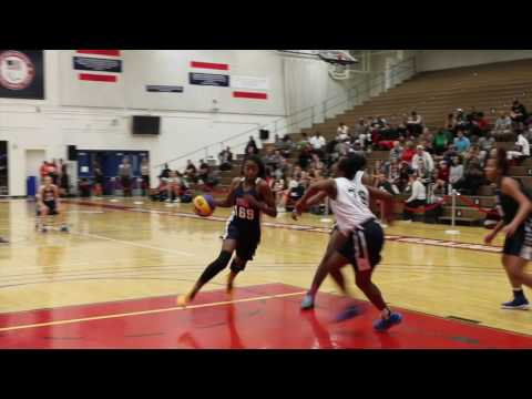 2017 USA Basketball Women's 3x3 U18 National Tournament Championship Game